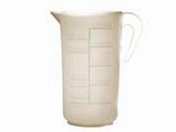 Messbecher PIAGGIO 100ml 2% Skala Liter